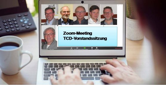 2021 01 Zoom Meeting TCD